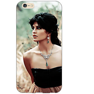 EYP Bollywood Superstar Jacqueline Fernandez Back Cover Case For Apple iPhone 6 Plus 171006