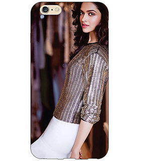 EYP Bollywood Superstar Deepika Padukone Back Cover Case For Apple iPhone 6 Plus 171053