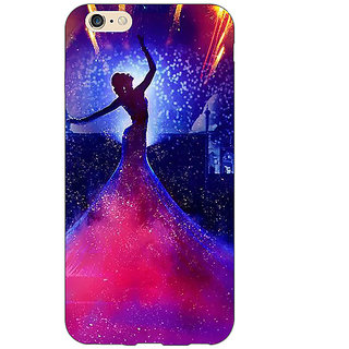 EYP Bollywood Superstar Deepika Padukone Back Cover Case For Apple iPhone 6 Plus 171060