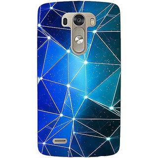 EYP Crystal Prism Back Cover Case For Lg G3 D855 221446
