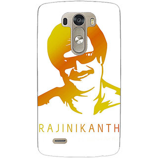 EYP Rajni Rajanikant Back Cover Case For Lg G3 D855 221490