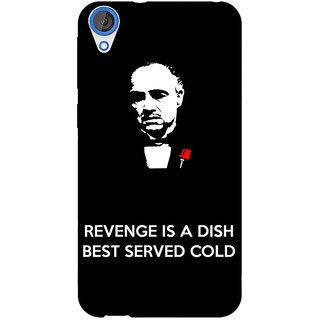 EYP The Godfather Back Cover Case For HTC Desire 820Q 290350