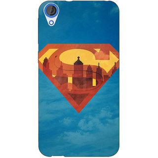 EYP Superheroes Superman Back Cover Case For HTC Desire 820Q 290388