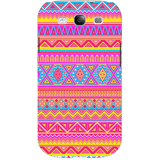 EYP Aztec Girly Tribal Back Cover Case For Samsung Galaxy S3 Neo 340072