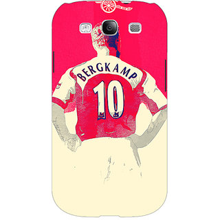EYP Arsenal Dennis Bergkamp Back Cover Case For Samsung Galaxy S3 Neo 340513