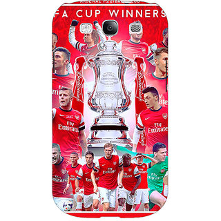 EYP Arsenal Back Cover Case For Samsung Galaxy S3 Neo 340516