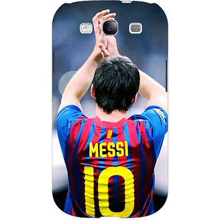 EYP Barcelona Messi Back Cover Case For Samsung Galaxy S3 Neo 340529