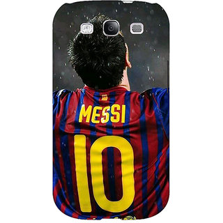 EYP Barcelona Messi Back Cover Case For Samsung Galaxy S3 Neo 340530