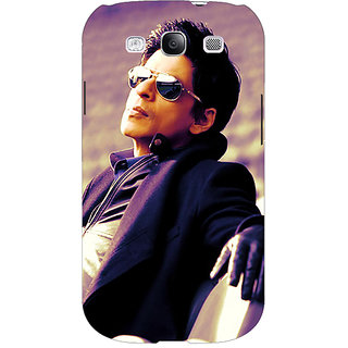 EYP Bollywood Superstar Shahrukh Khan Back Cover Case For Samsung Galaxy S3 Neo 340910