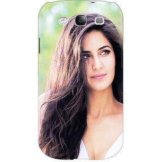 EYP Bollywood Superstar Katrina Kaif Back Cover Case For Samsung Galaxy S3 Neo 341023