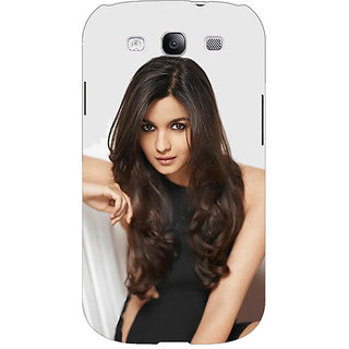 EYP Bollywood Superstar Alia Bhatt Back Cover Case For Samsung Galaxy S3 Neo 341027