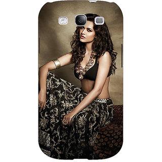 EYP Bollywood Superstar Esha Gupta Back Cover Case For Samsung Galaxy S3 Neo 341029
