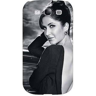 EYP Bollywood Superstar Katrina Kaif Back Cover Case For Samsung Galaxy S3 Neo 341073