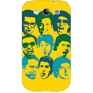 EYP Bollywood Superstar ZNMD Back Cover Case For Samsung Galaxy S3 Neo 341099