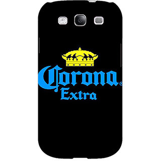 EYP Corona Beer Back Cover Case For Samsung Galaxy S3 Neo 341241