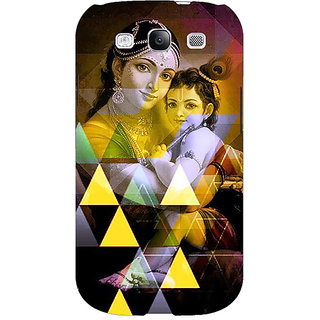 EYP Lord Krishna Back Cover Case For Samsung Galaxy S3 Neo 341281