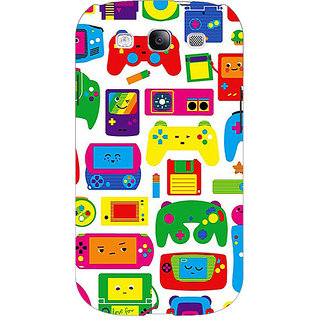 EYP Gamer Back Cover Case For Samsung Galaxy S3 Neo 341453