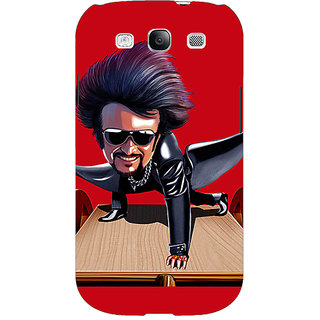 EYP Rajni Rajanikant Back Cover Case For Samsung Galaxy S3 Neo 341487