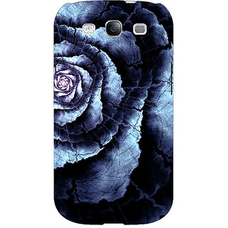 EYP Abstract Flower Pattern Back Cover Case For Samsung Galaxy S3 Neo 341506