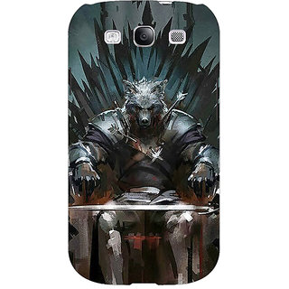 EYP Game Of Thrones GOT Iron Throne King Of The North Back Cover Case For Samsung Galaxy S3 Neo 341533