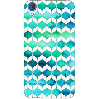 EYP Dream Patterns Back Cover Case For HTC Desire 820Q 290252