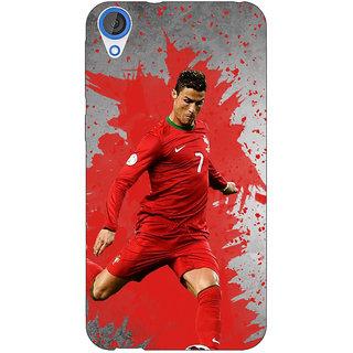EYP Cristiano Ronaldo Portugal Back Cover Case For HTC Desire 820Q 290318