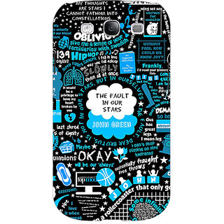 EYP TFIOS Fancy  Back Cover Case For Samsung Galaxy S3 Neo GT- I9300I 350109