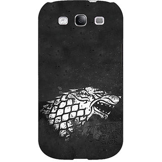 EYP Game Of Thrones GOT House Stark  Back Cover Case For Samsung Galaxy S3 Neo GT- I9300I 350125