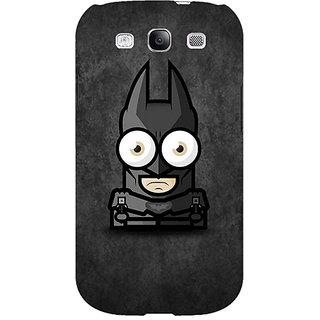 EYP Big Eyed Superheroes Batman Back Cover Case For Samsung Galaxy S3 Neo GT- I9300I 350395