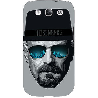 EYP Breaking Bad Heisenberg Back Cover Case For Samsung Galaxy S3 Neo GT- I9300I 350413