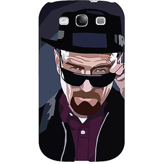 EYP Breaking Bad Heisenberg Back Cover Case For Samsung Galaxy S3 Neo GT- I9300I 350416