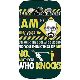 EYP Breaking Bad Heisenberg Back Cover Case For Samsung Galaxy S3 Neo GT- I9300I 350420