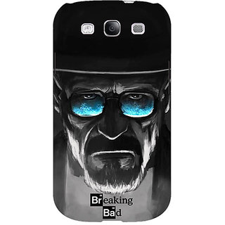 EYP Breaking Bad Heisenberg Back Cover Case For Samsung Galaxy S3 Neo GT- I9300I 350426