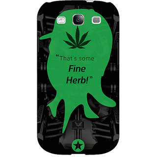 EYP Entourage Turtle Back Cover Case For Samsung Galaxy S3 Neo GT- I9300I 350440