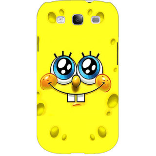 EYP Spongebob Back Cover Case For Samsung Galaxy S3 Neo GT- I9300I 350464