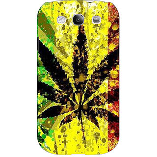 EYP Weed Marijuana Back Cover Case For Samsung Galaxy S3 Neo GT- I9300I 350497