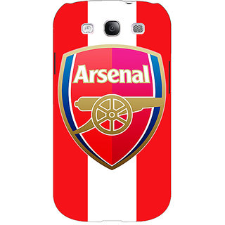 EYP Arsenal Back Cover Case For Samsung Galaxy S3 Neo GT- I9300I 350509