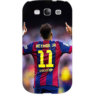 EYP Barcelona Neymar Back Cover Case For Samsung Galaxy S3 Neo GT- I9300I 350527