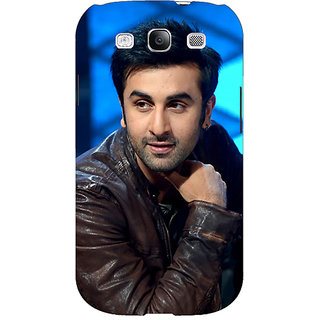 EYP Bollywood Superstar Ranbir Kapoor Back Cover Case For Samsung Galaxy S3 Neo GT- I9300I 350923