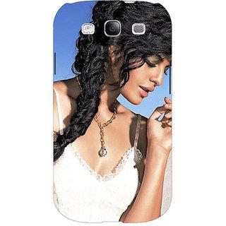 EYP Bollywood Superstar Jacqueline Fernandez Back Cover Case For Samsung Galaxy S3 Neo GT- I9300I 351052