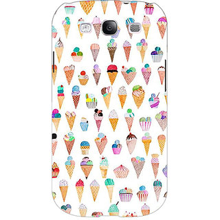 EYP Ice cream Doodle Back Cover Case For Samsung Galaxy S3 Neo 341358