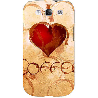 EYP Coffee Quote Back Cover Case For Samsung Galaxy S3 Neo 341362