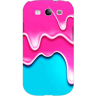 EYP Ice Cream Back Cover Case For Samsung Galaxy S3 Neo GT- I9300I 351405