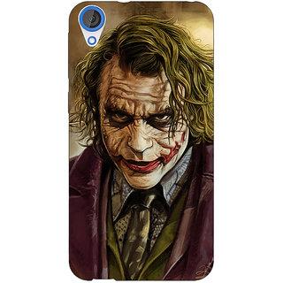 EYP Villain Joker Back Cover Case For HTC Desire 820Q Dual Sim 360050