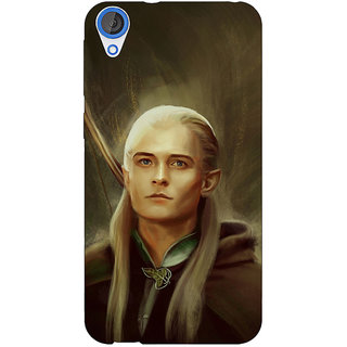 EYP LOTR Hobbit  Back Cover Case For HTC Desire 820Q Dual Sim 360375