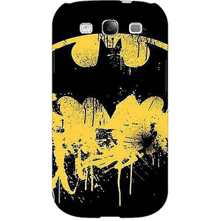 EYP Superheroes Batman Dark knight Back Cover Case For Samsung Galaxy S3 Neo GT- I9300I 350011