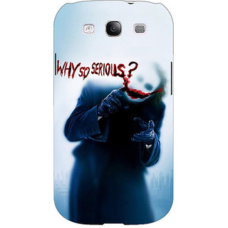 EYP Villain Joker Back Cover Case For Samsung Galaxy S3 Neo GT- I9300I 350041