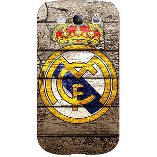 EYP Real Madrid Back Cover Case For Samsung Galaxy S3 Neo GT- I9300I 350596