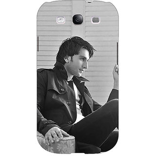 EYP Bollywood Superstar Ranveer Singh Back Cover Case For Samsung Galaxy S3 Neo GT- I9300I 350945