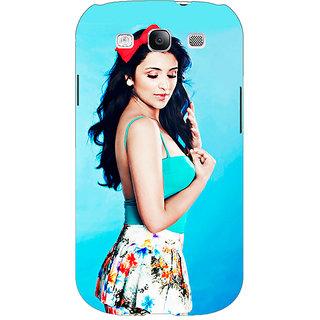 EYP Bollywood Superstar Parineeti Chopra Back Cover Case For Samsung Galaxy S3 Neo GT- I9300I 350977